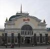 Железнодорожные вокзалы в Ноябрьске