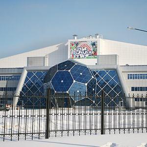 Спортивные комплексы Ноябрьска