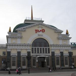 Железнодорожные вокзалы Ноябрьска